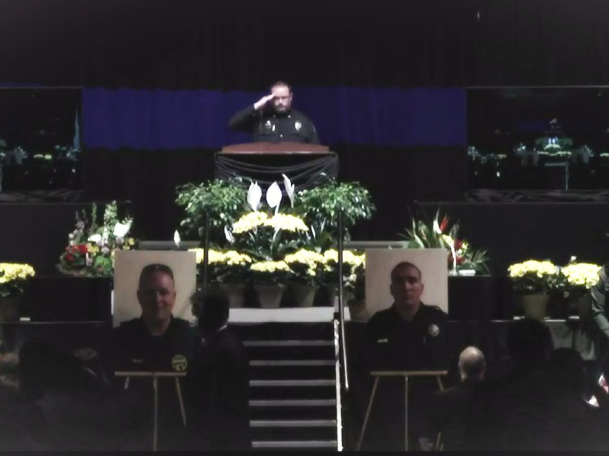 Last call: Community says farewell to Watauga Co. deputies killed in line of duty
