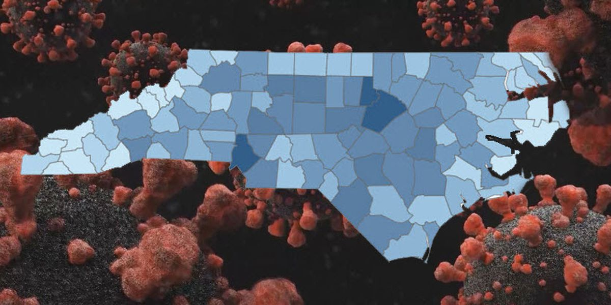North Carolina sees highest single-day increase in coronavirus deaths, record hospitalizations