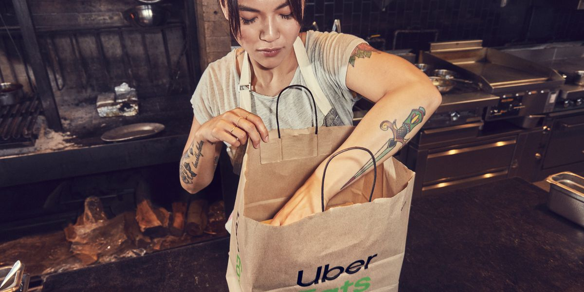 Uber Eats rolls out more 'Family Style Meals'