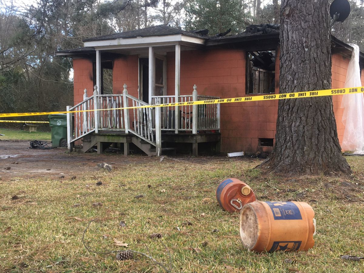 'Suspicious' house fire kills 1 person in Hopkins, deputies say