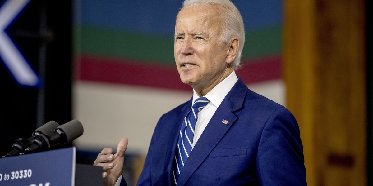 Biden vows to fight racial inequality with economic agenda