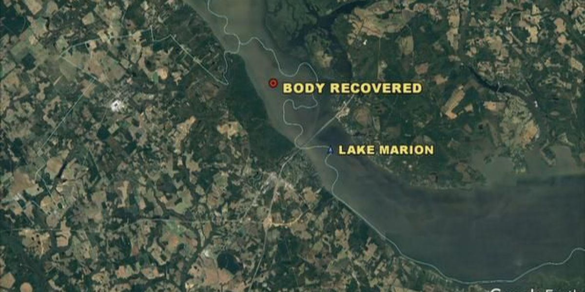 Investigators working to determine identity of body found in Lake Marion