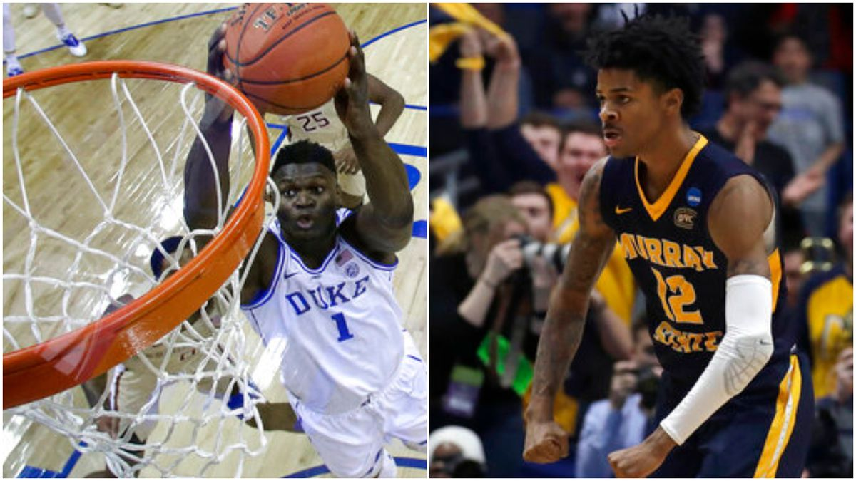 English: Seeing Williamson, Morant as top NBA Draft picks 'says a lot about SC basketball'