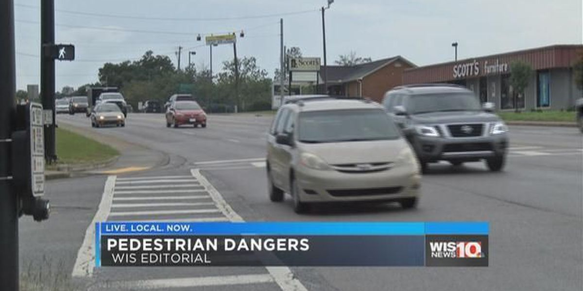 My Take: SC's roadways need to be more pedestrian-friendly