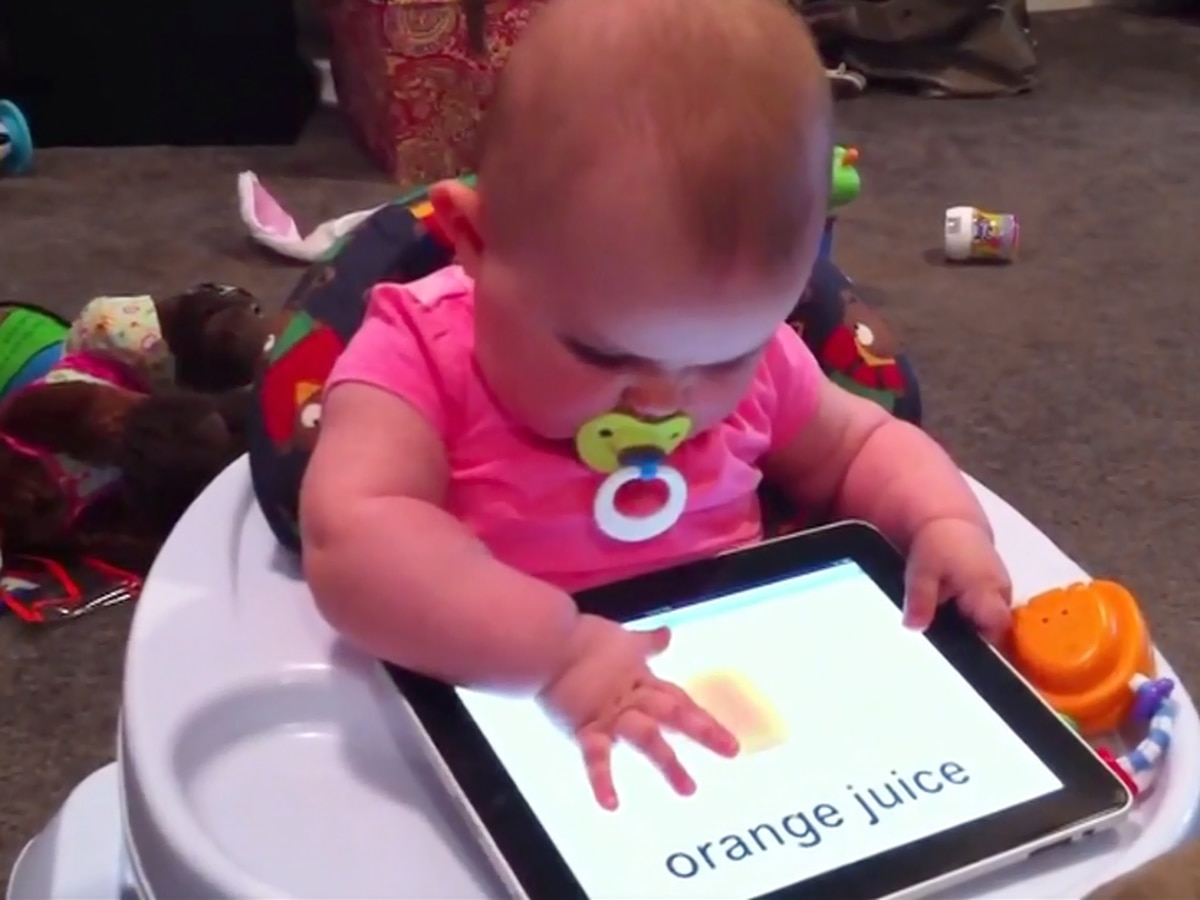 Screen time may not actually be bad for children, study finds