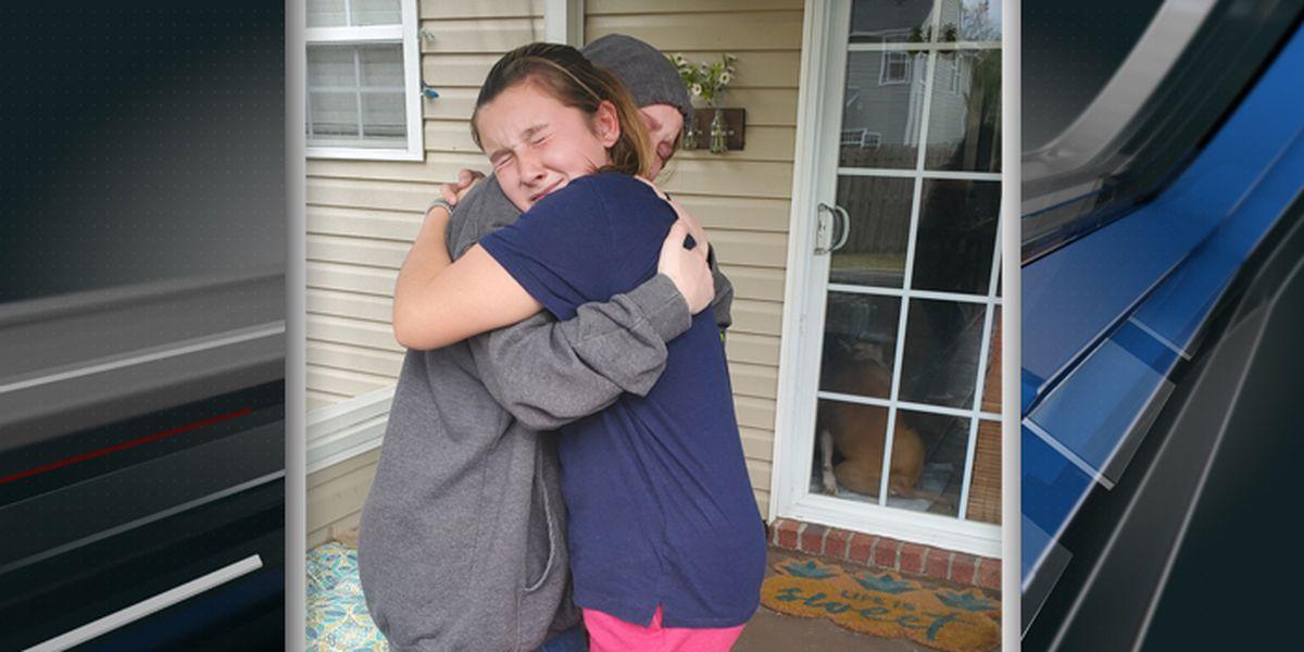 Missing Summerville teenager found safe