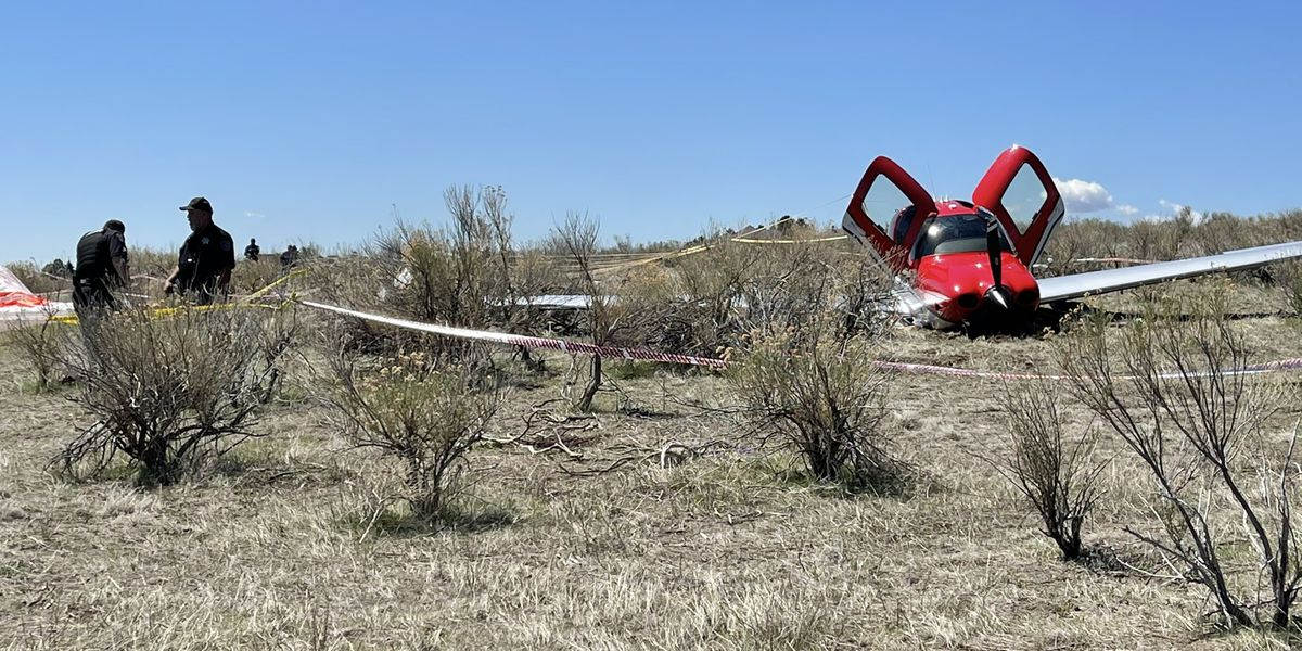 Two planes collide mid-air in Colorado, officials say