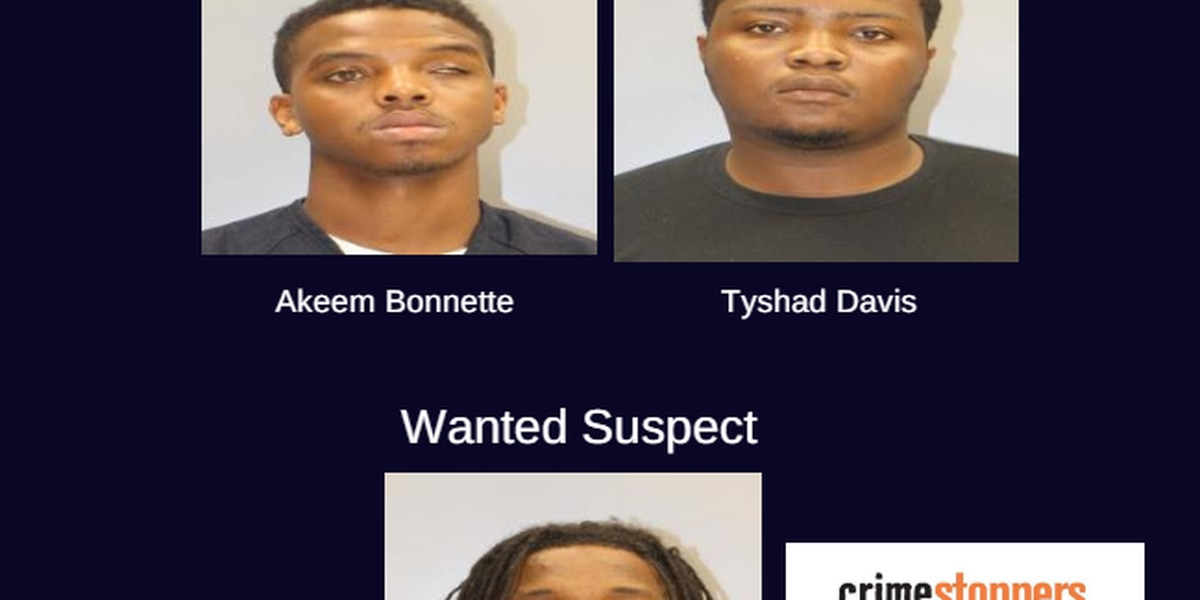 2 suspects arrested, 1 still sought in recent Five Points robbery