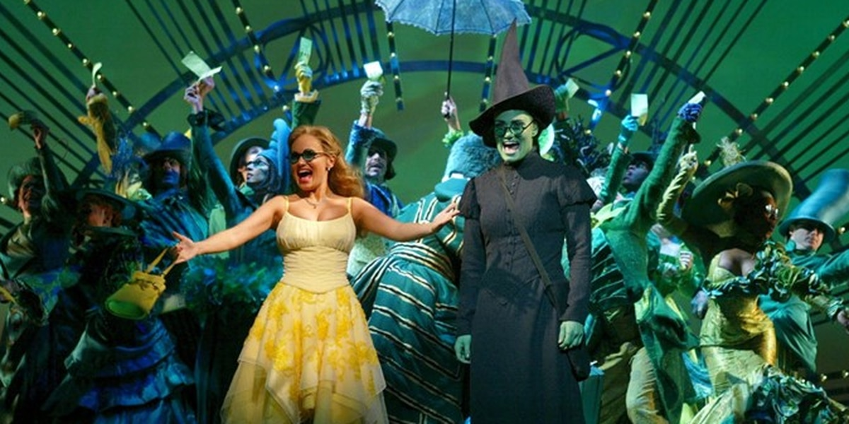 Broadway musical 'Wicked' flies into the Koger Center