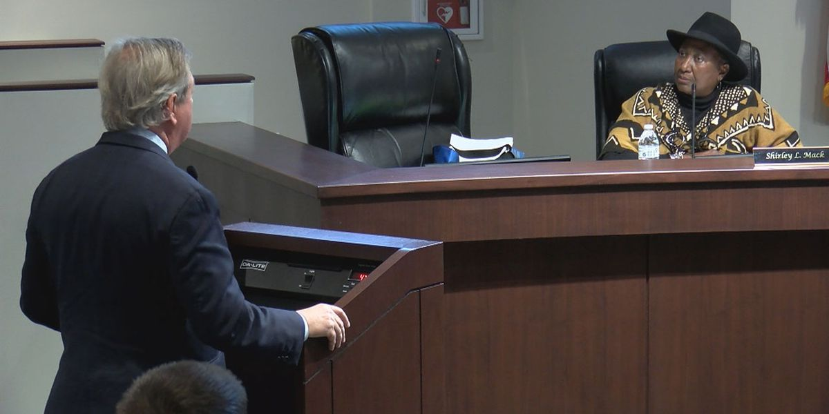 Richland Co. Board of Elections meeting sparks fiery moments between board member, state senator
