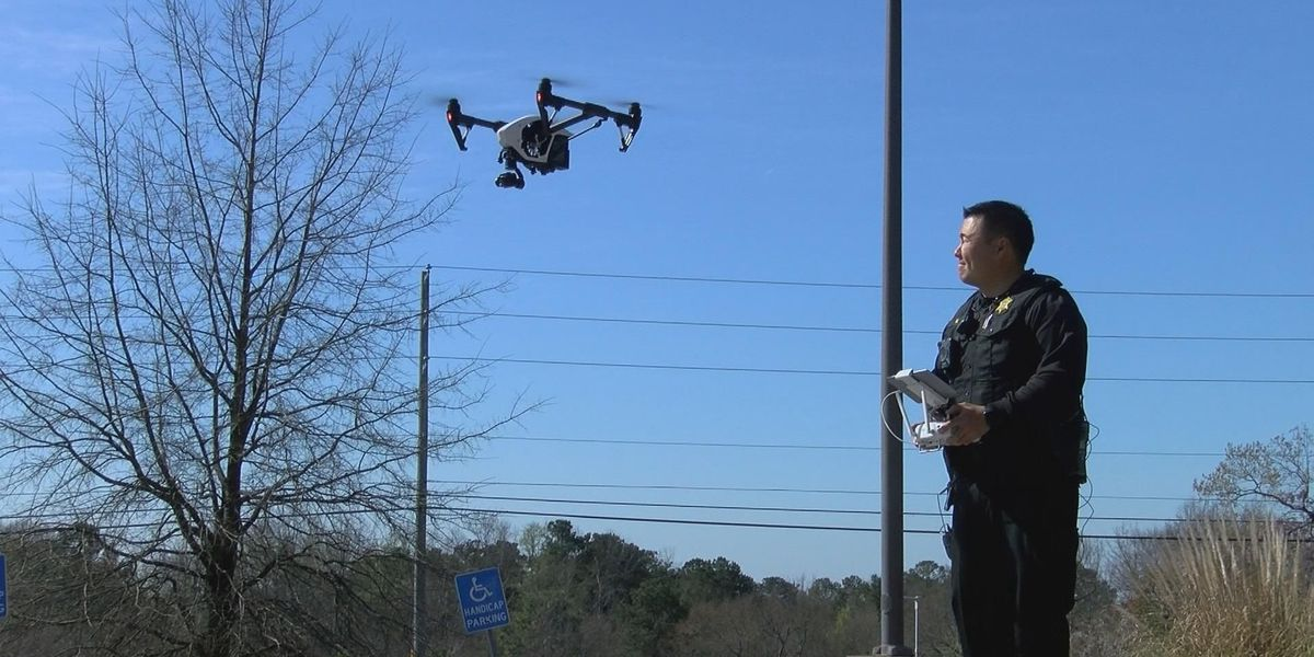 RCSD credits drone with successful capture of Elgin murder suspect