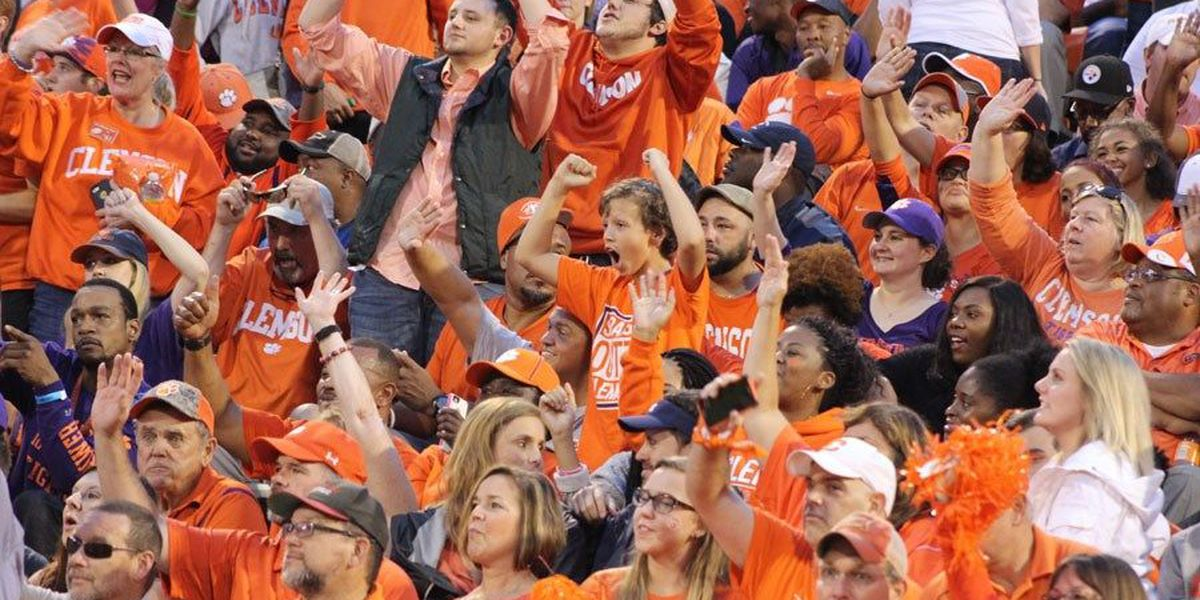 LIVE BLOG: Tigers win ACC title with 45-37 win over UNC