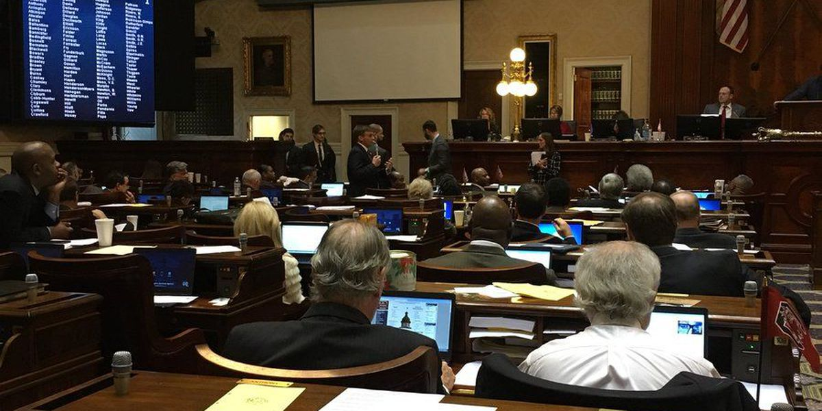 SC House overrides McMaster's veto on bus funding in first day back in session