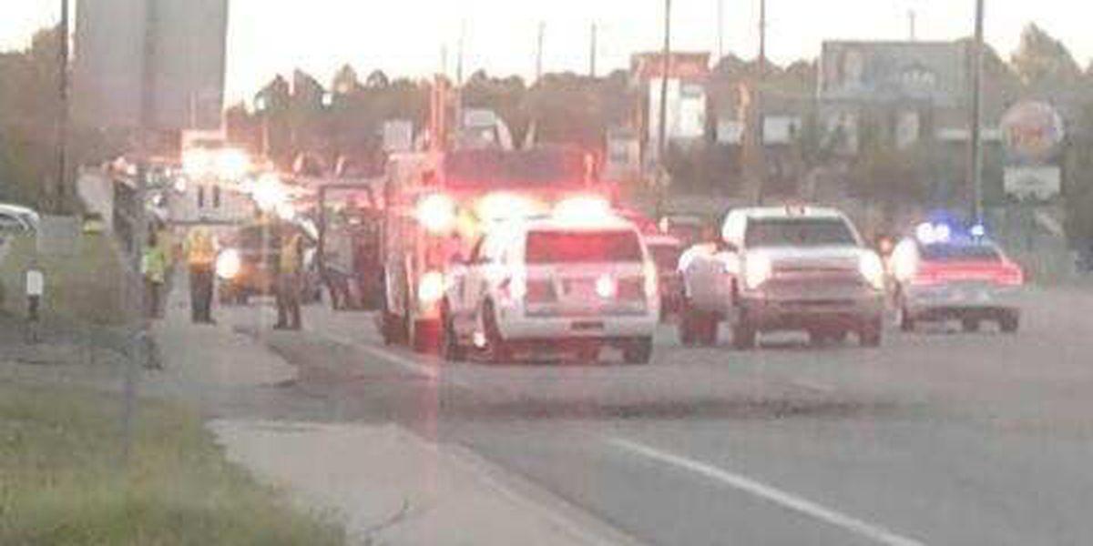 Motorcycle, vehicle crash on S. Lake Drive kills Lexington man