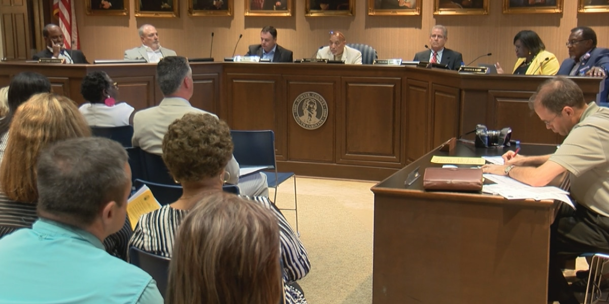 Sumter County Council doesn't increase millage rate for school district amid fiscal emergency