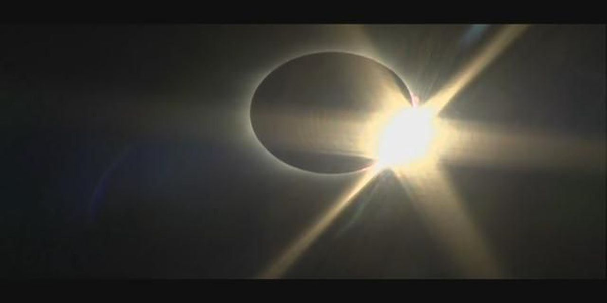 SLIDESHOW: The Total Solar Eclipse in the Midlands