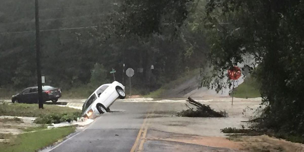 SCEMD: 9 deaths blamed on flooding in SC