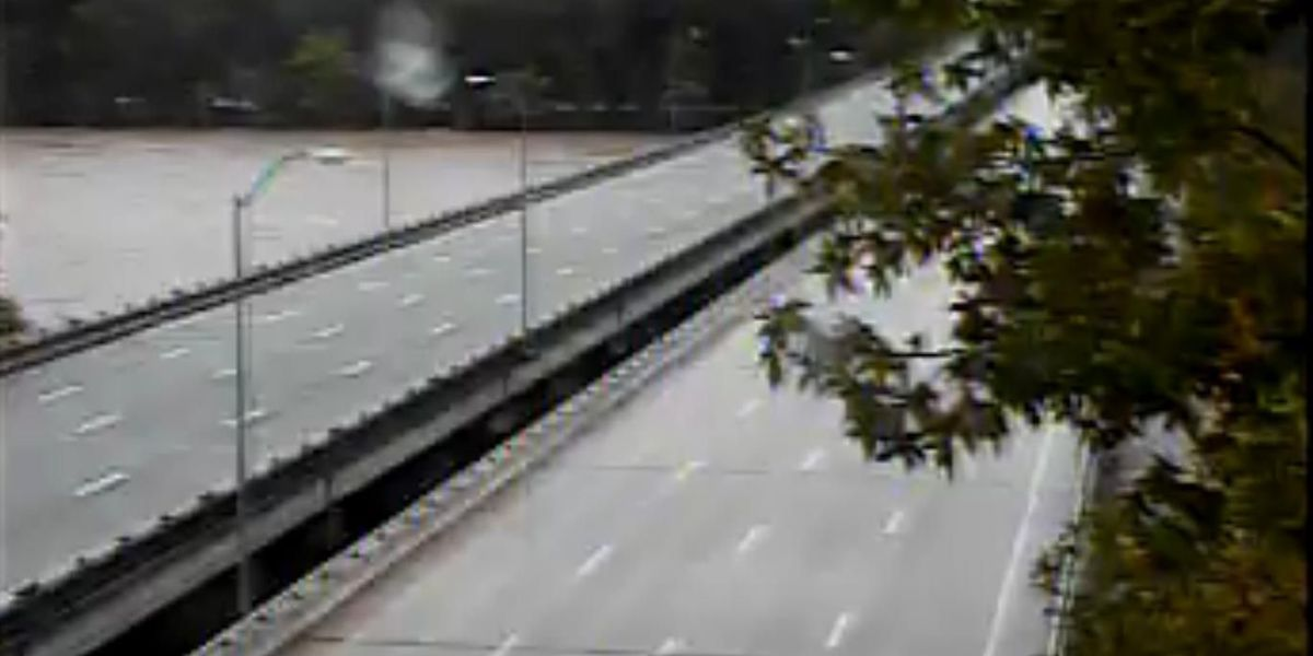 Highway Patrol closes I-126 due to extensive flooding