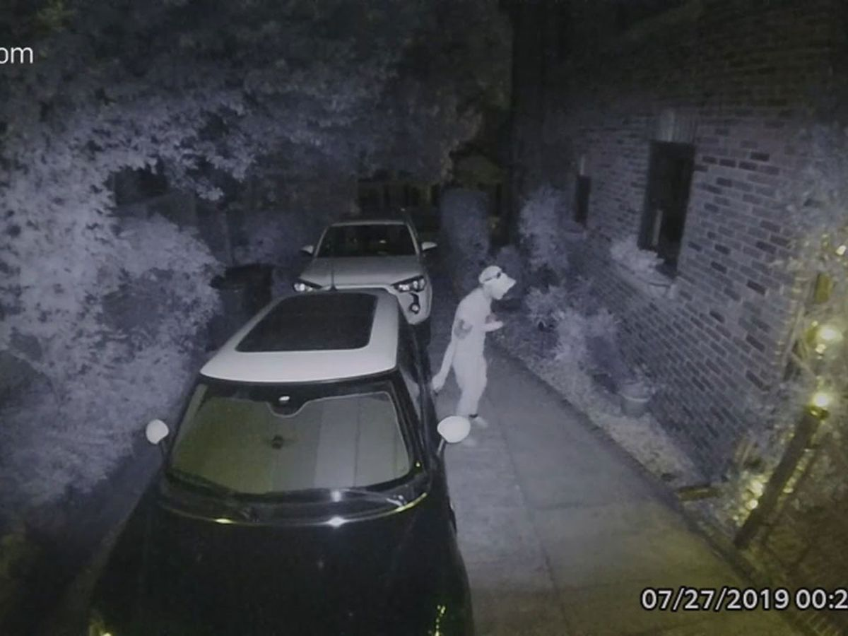 Neighborhood forms a crime watch as Columbia sees spike in car break-ins