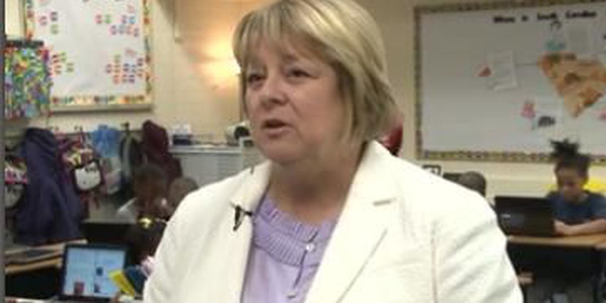 Sumter School District names Dr. Debra Hamm as interim superintendent