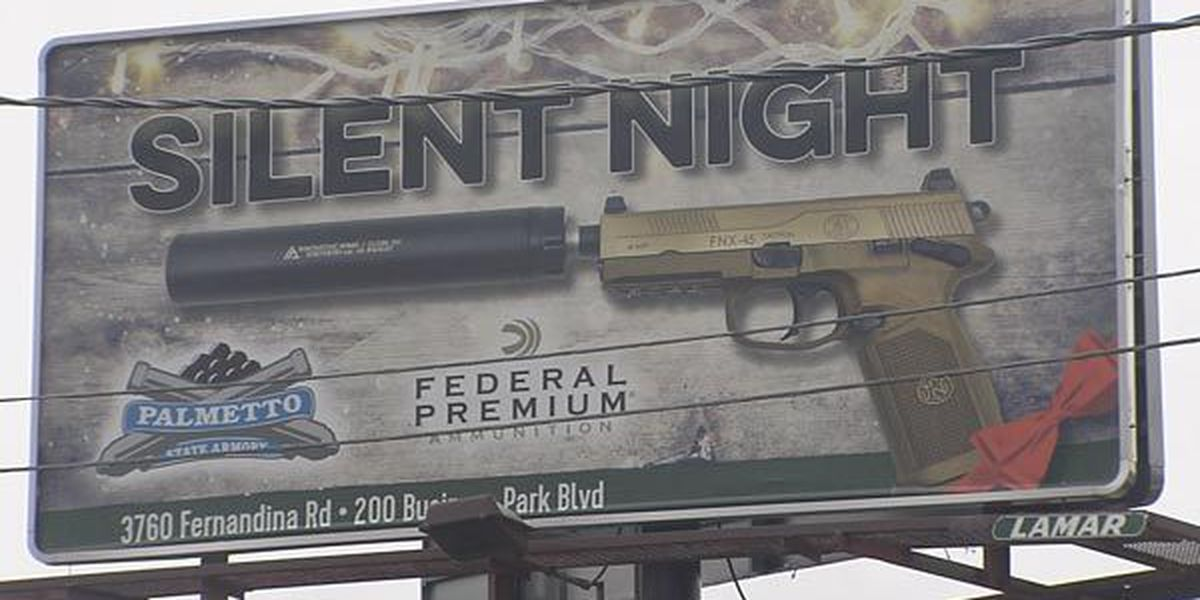 Is this ad offensive? Gun retailer's ads create Christmas controversy