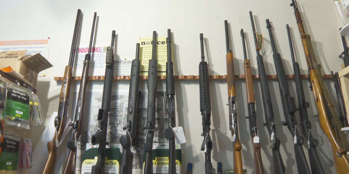 Gun sales surging in SC, according to shop owners and FBI data