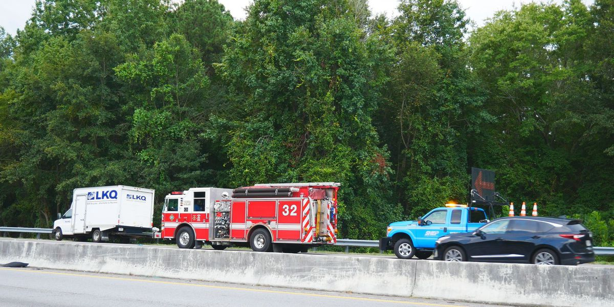Coroner: Man's death not related to crash on I-20