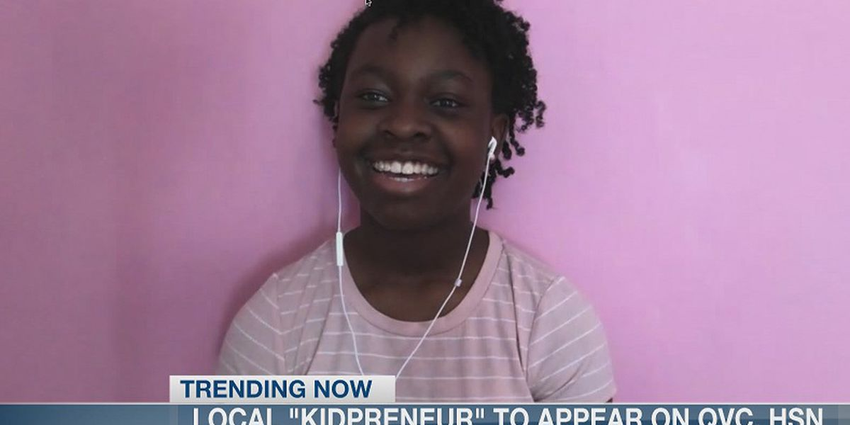 13-year-old CEO from South Carolina gets worldwide exposure