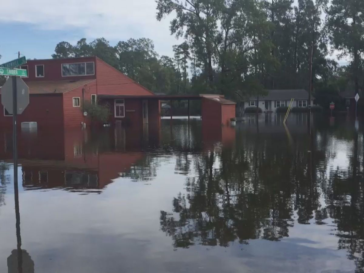 'Wasn't just a house:' 6 months later, Conway residents face tough choices after Hurricane Florence