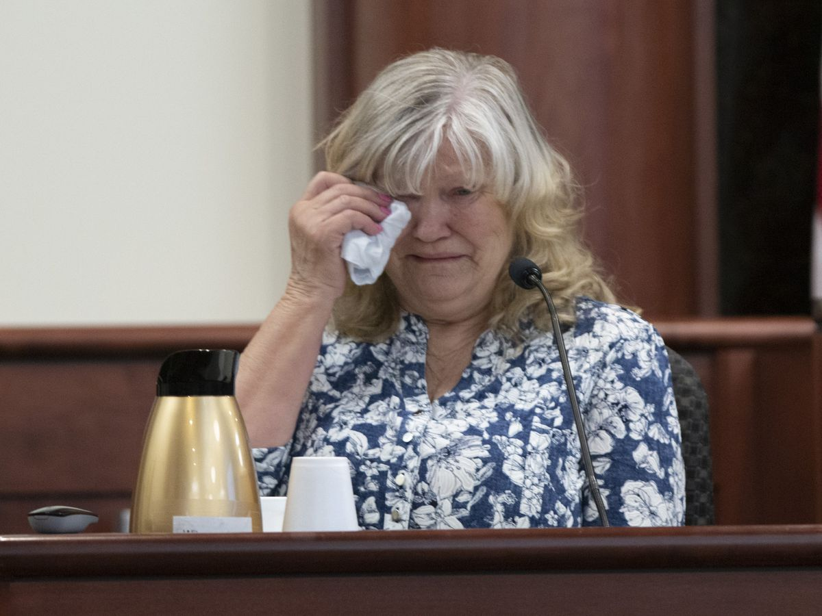 'He was a good person': Grandmother of SC man accused in children's slayings testifies