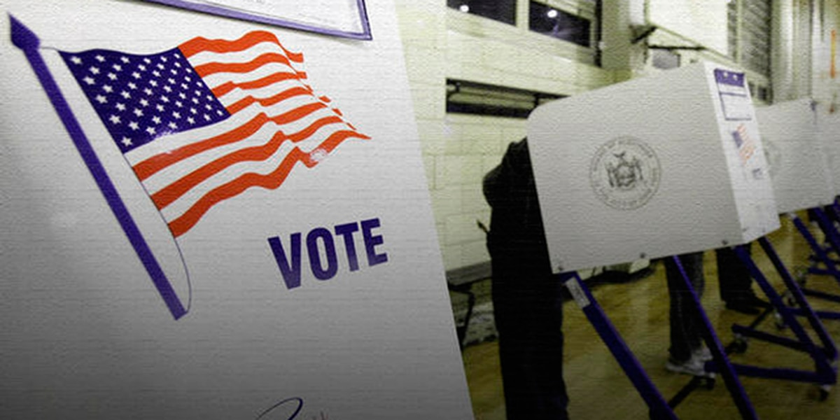 Election officials respond to machine malfunctions following voter complaints of 'changed votes'
