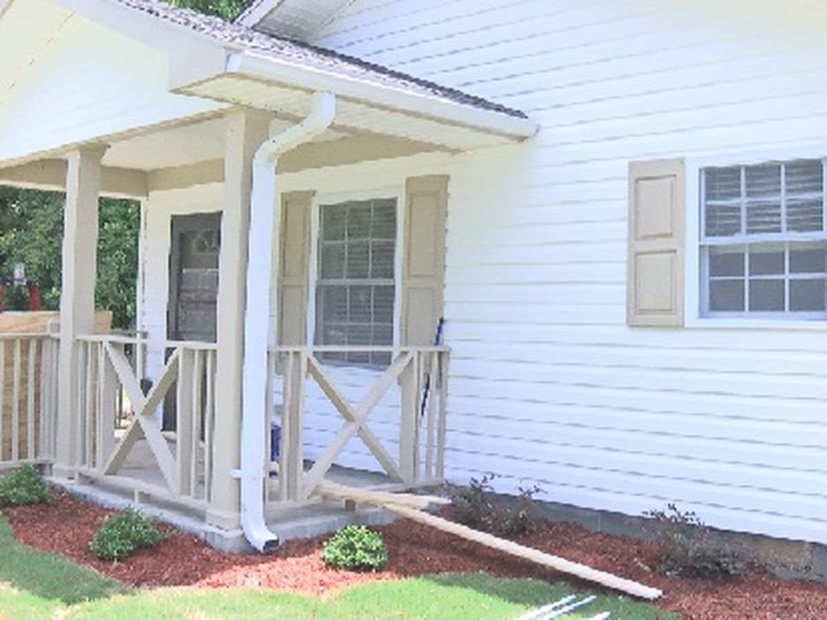 Richland Rebuild celebrates 1st new home, here's how you can apply for the next one