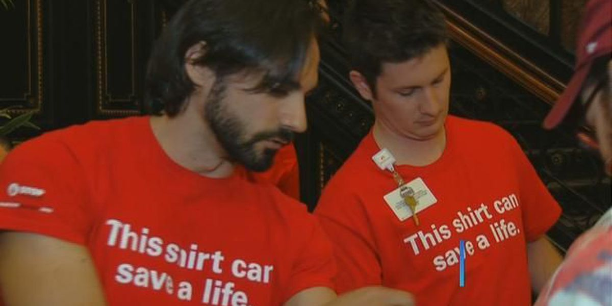 Upstate nurses push 'Jacob Kits' and school safety measures at SC Statehouse