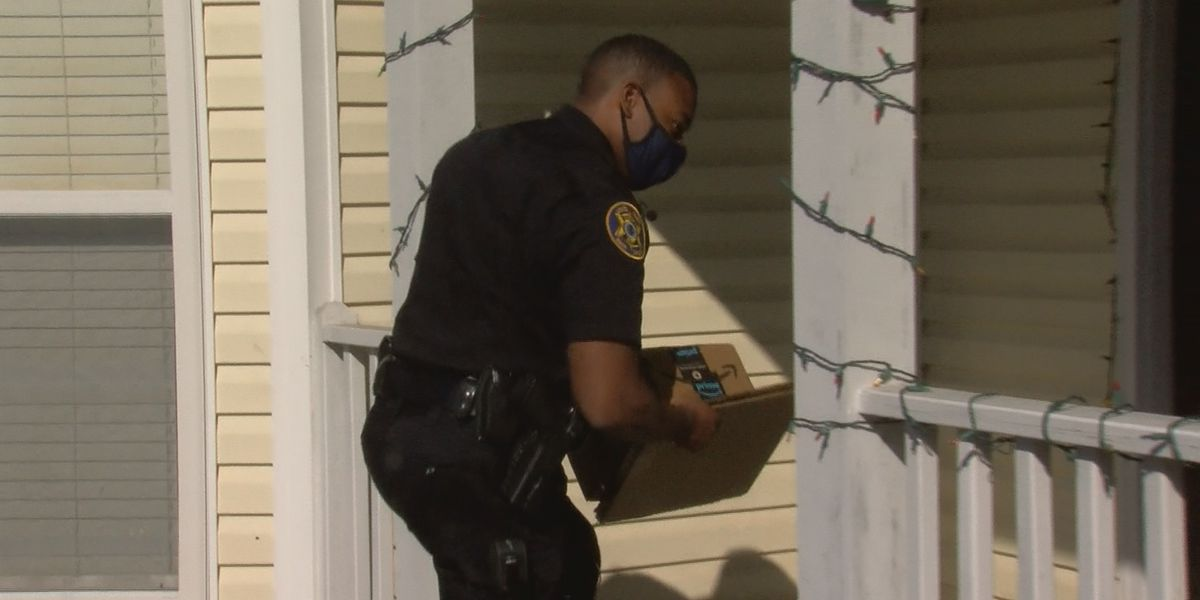 Lexington Co. Deputies see rise in stolen packages, offers tips to stop porch pirates