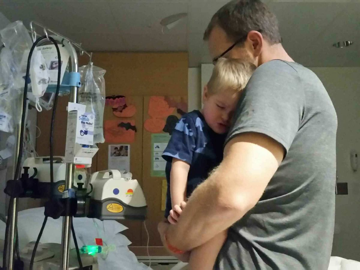 Irmo toddler in the fight of his life against a rare blood disorder - here's how you can help