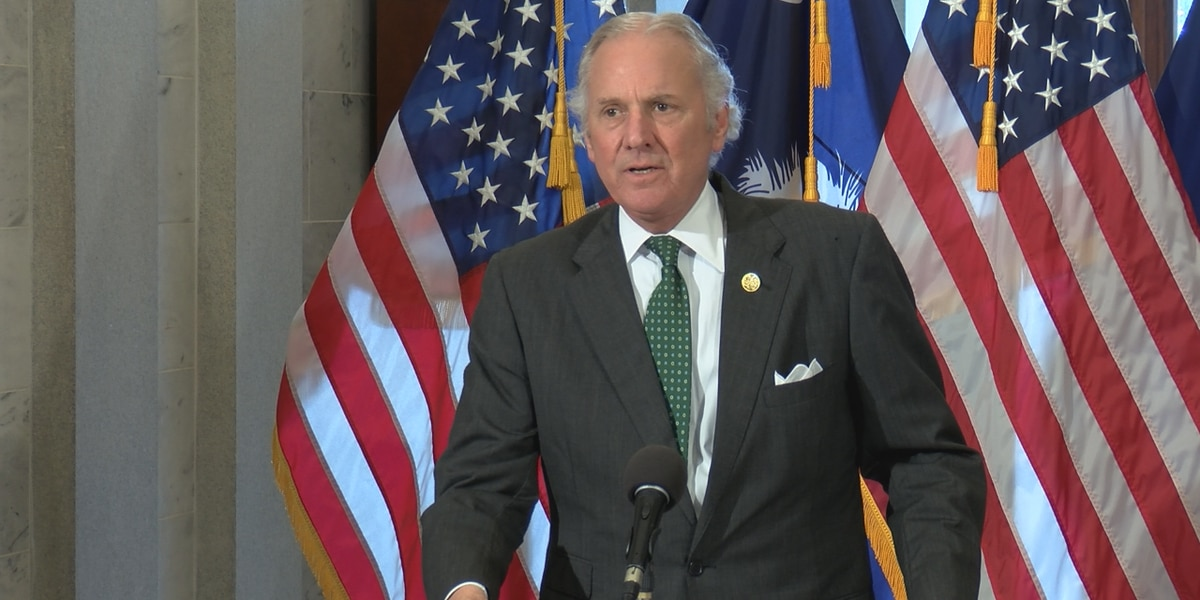 Gov. McMaster wants to send South Carolina taxpayers another rebate check in 2020