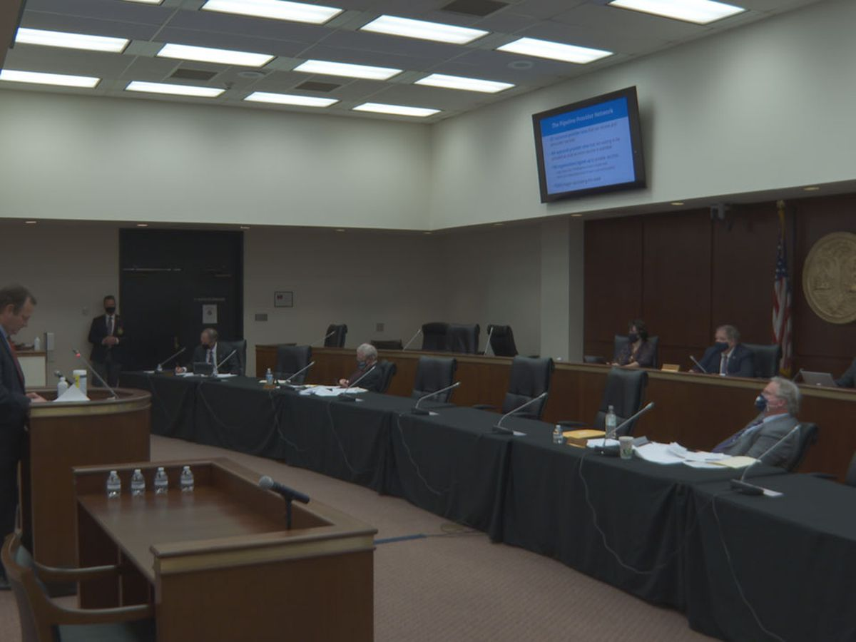 DHEC leadership presents plan to smooth vaccine appointment process to lawmakers