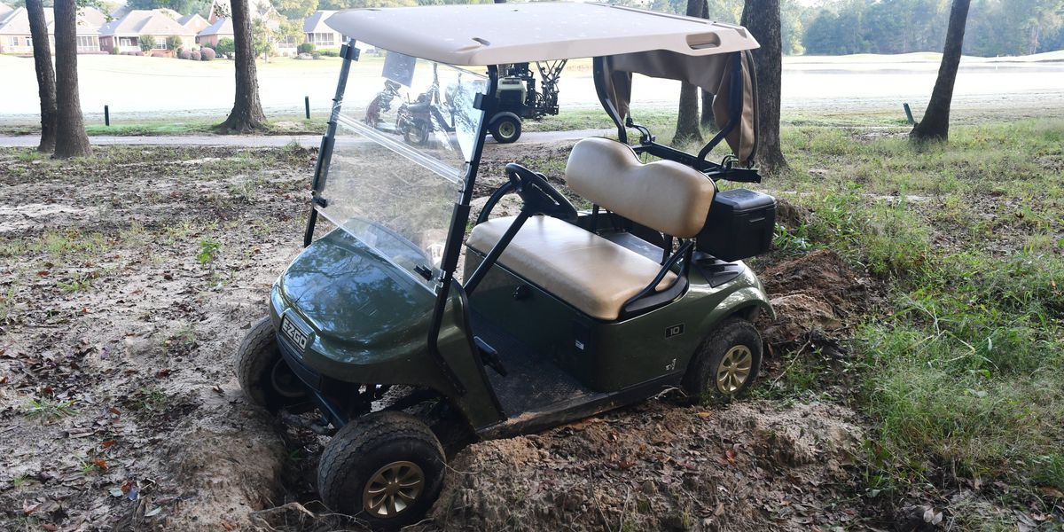 Police: Over $15K in damages done by suspects at country club in Lexington