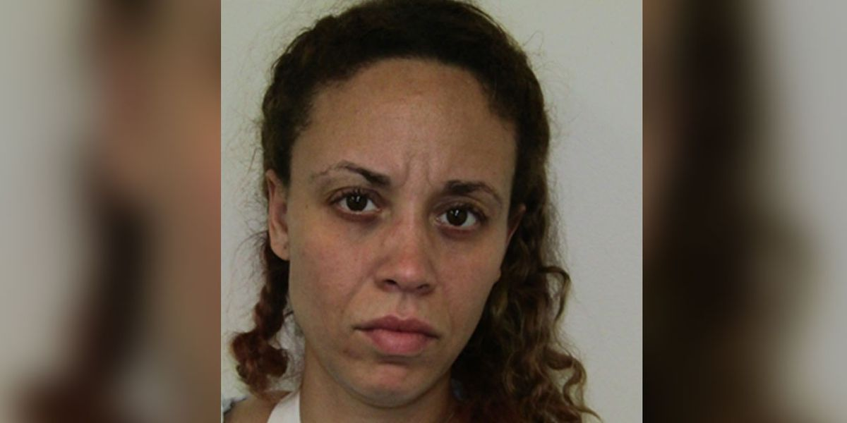 Female suspect in credit union robbery denies bond appearance