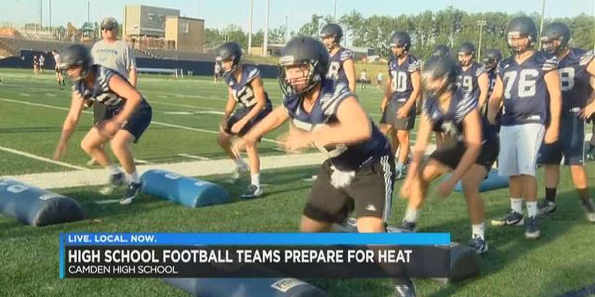High schools reschedule big rivalry football game because of heat