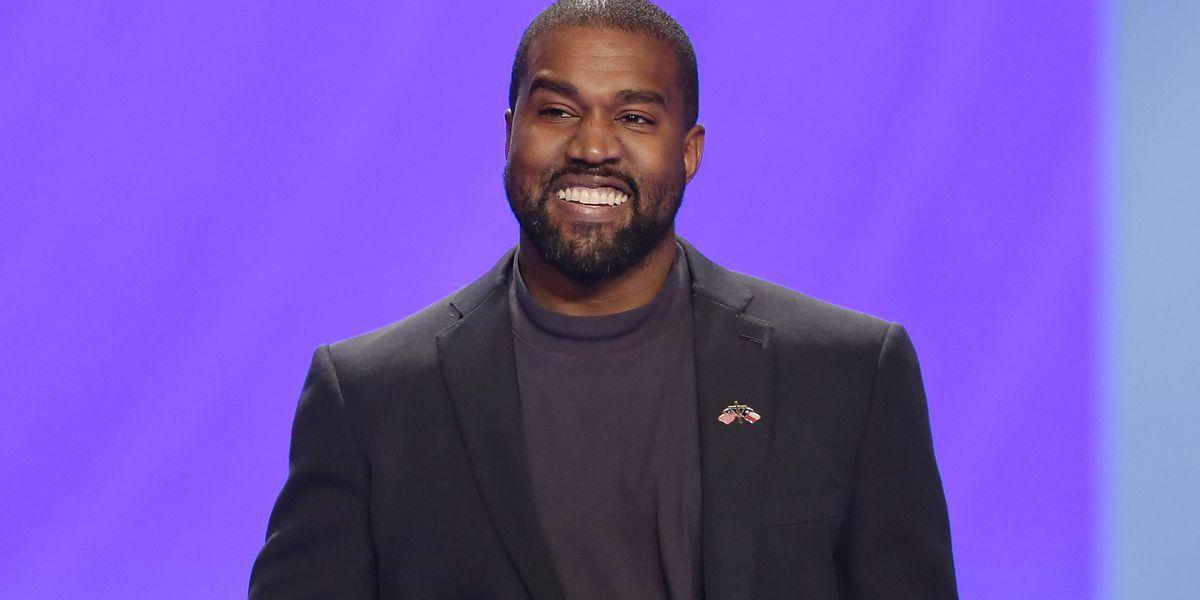 Million dollar babies among Kanye West's campaign ideas