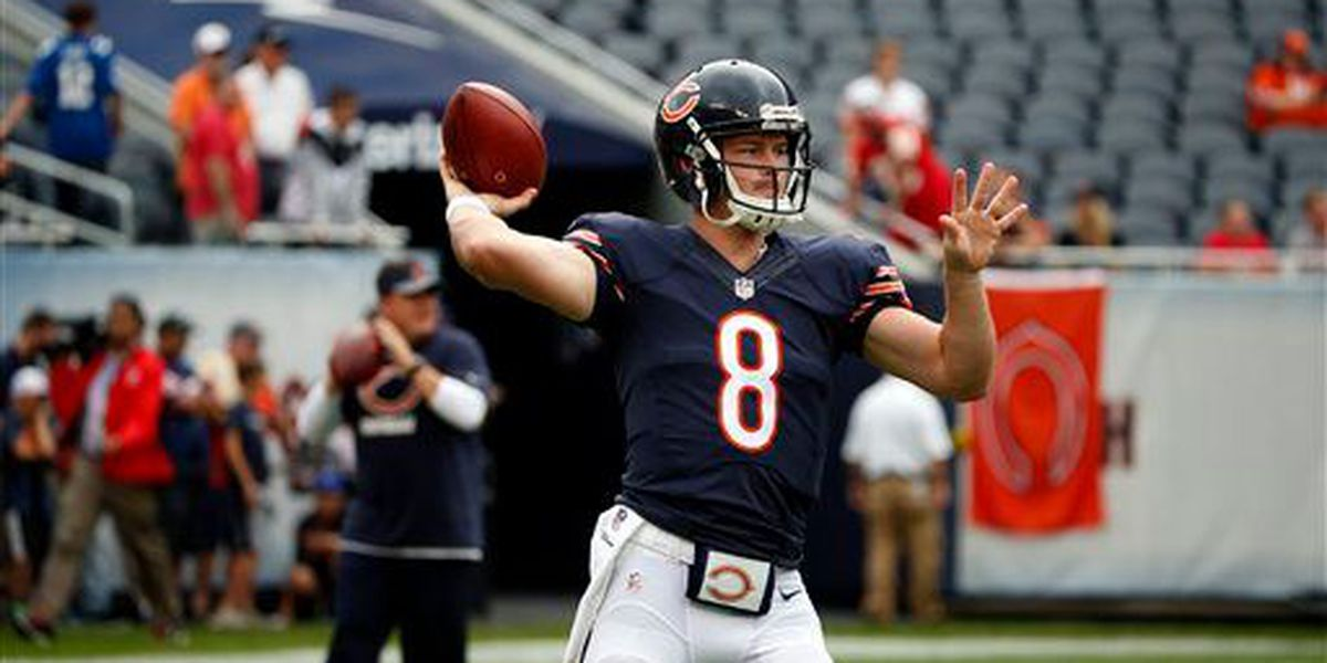 Former Gamecocks QB Shaw remains with Chicago Bears after being waived