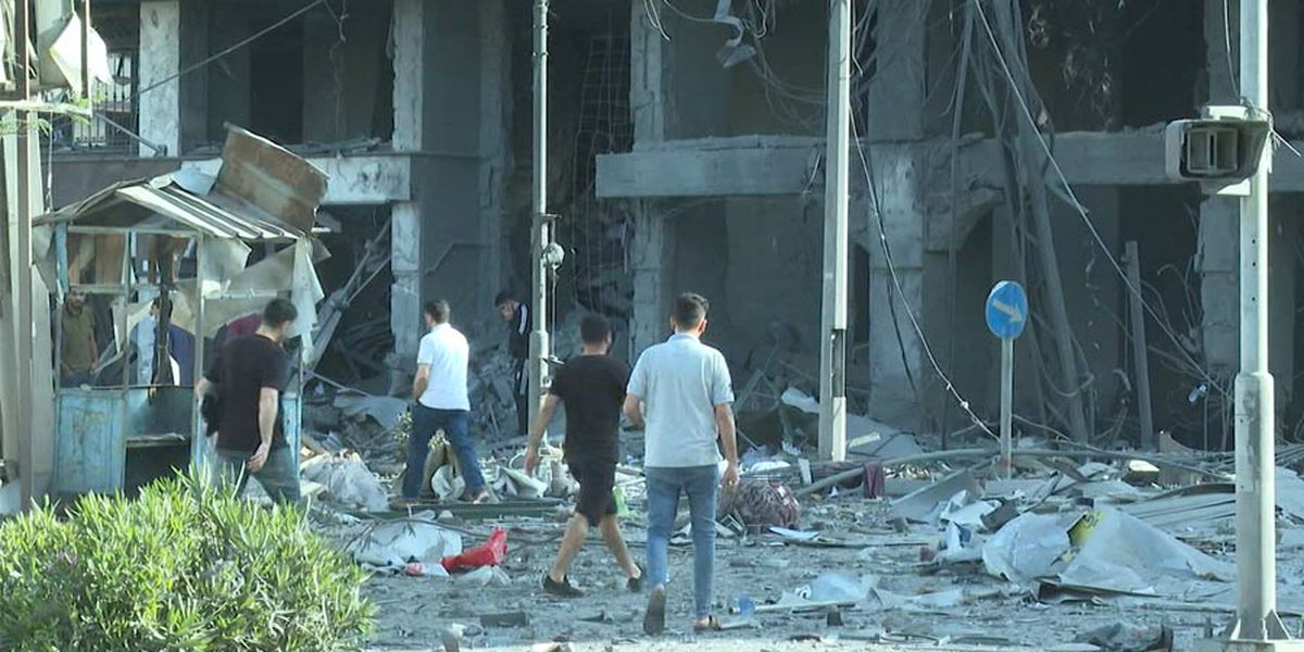 Escalating Mideast violence bears hallmarks of 2014 Gaza war