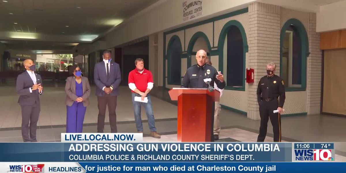 Columbia shooting comes just days after sheriff desperately called for end to gun violence