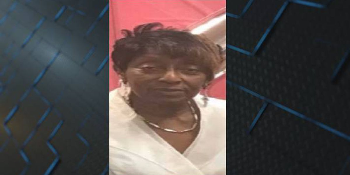 Sumter Police: Missing 80-year-old Sumter woman has been found