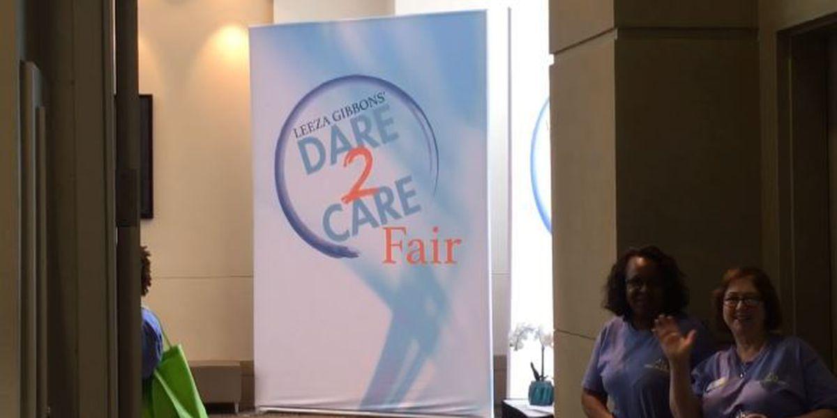 Midlands native Leeza Gibbons hosts Dare2Care Fair