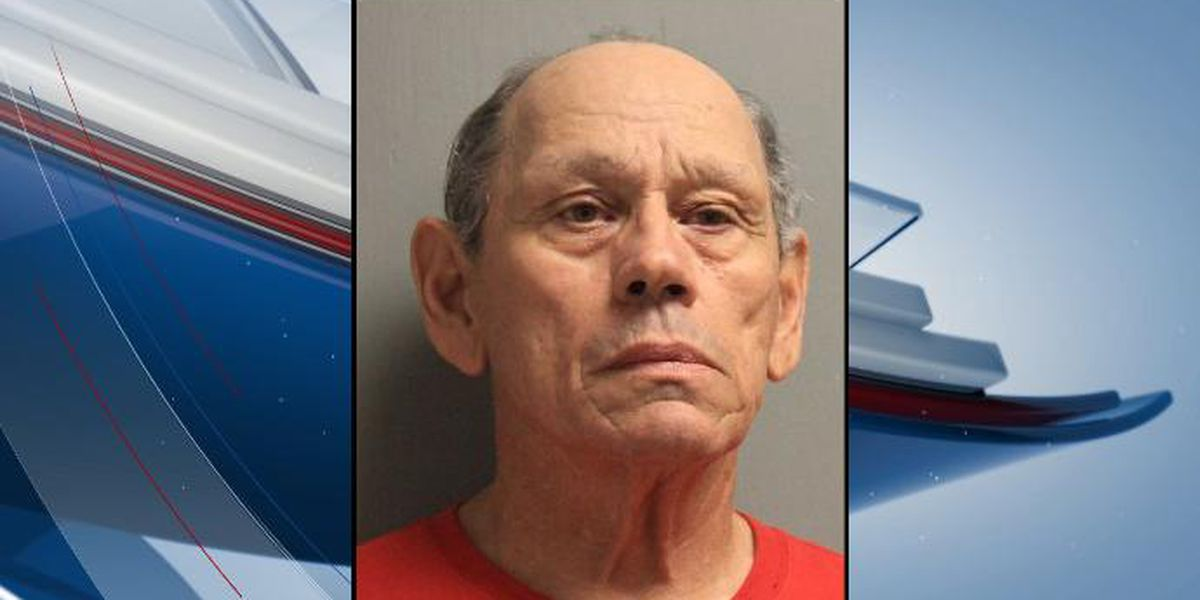 La. man arrested on 100 counts of first-degree rape