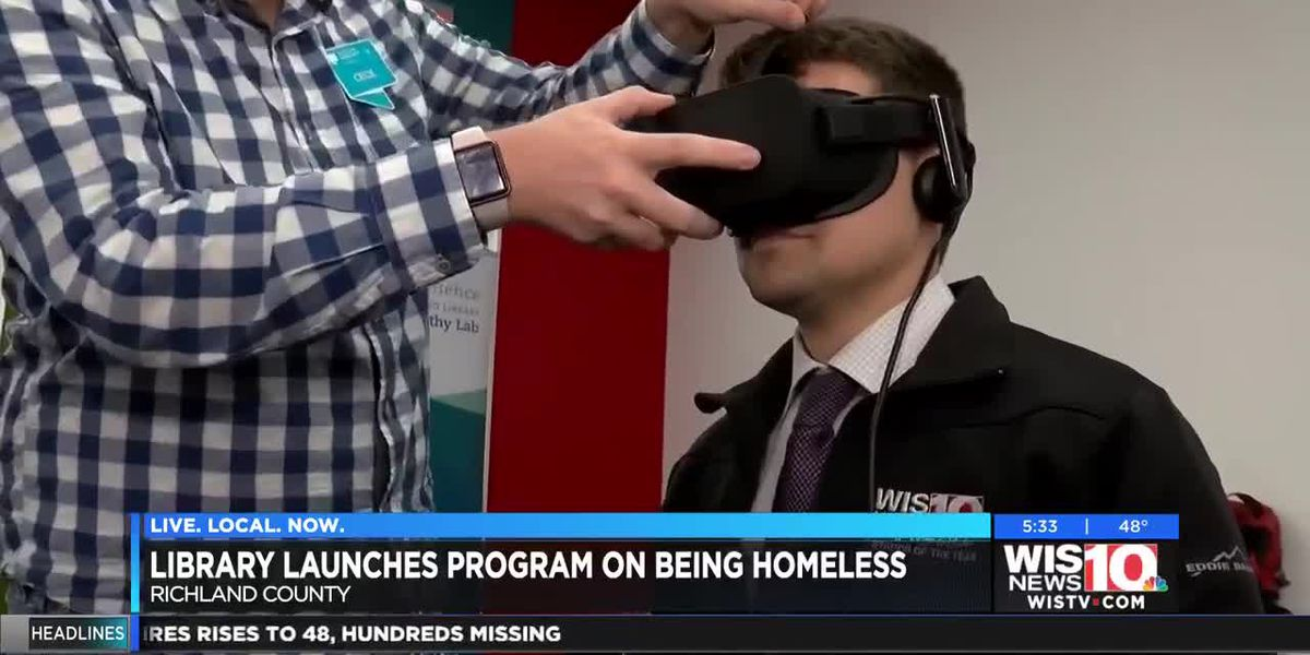 Experiencing homelessness through virtual reality in Richland County