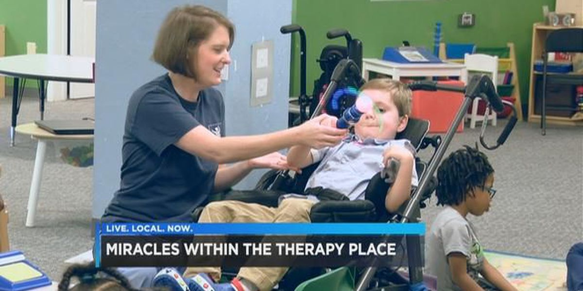 The Therapy Place provides services for kids who can't get help elsewhere