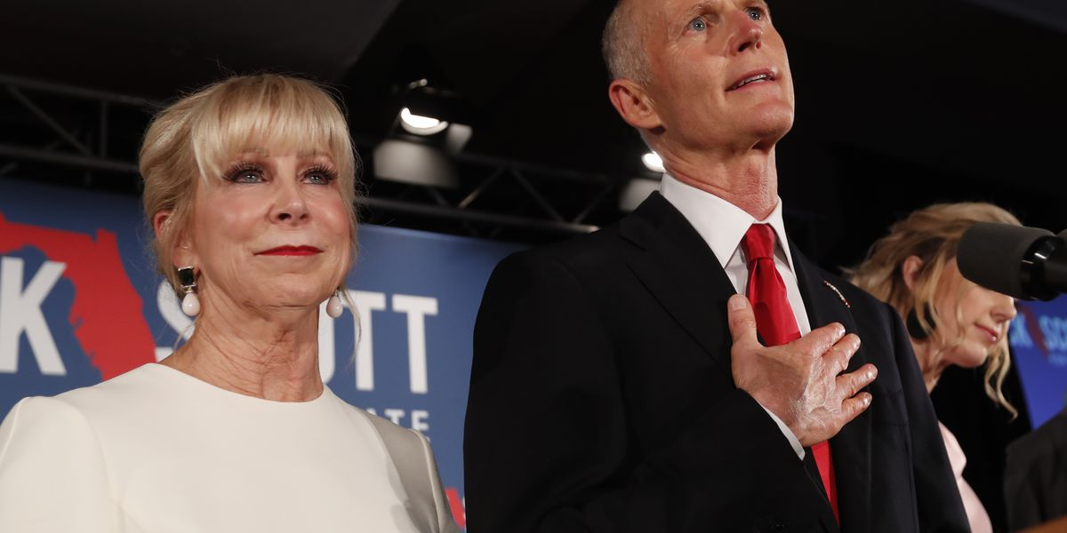 Florida battle for US Senate still too close to call